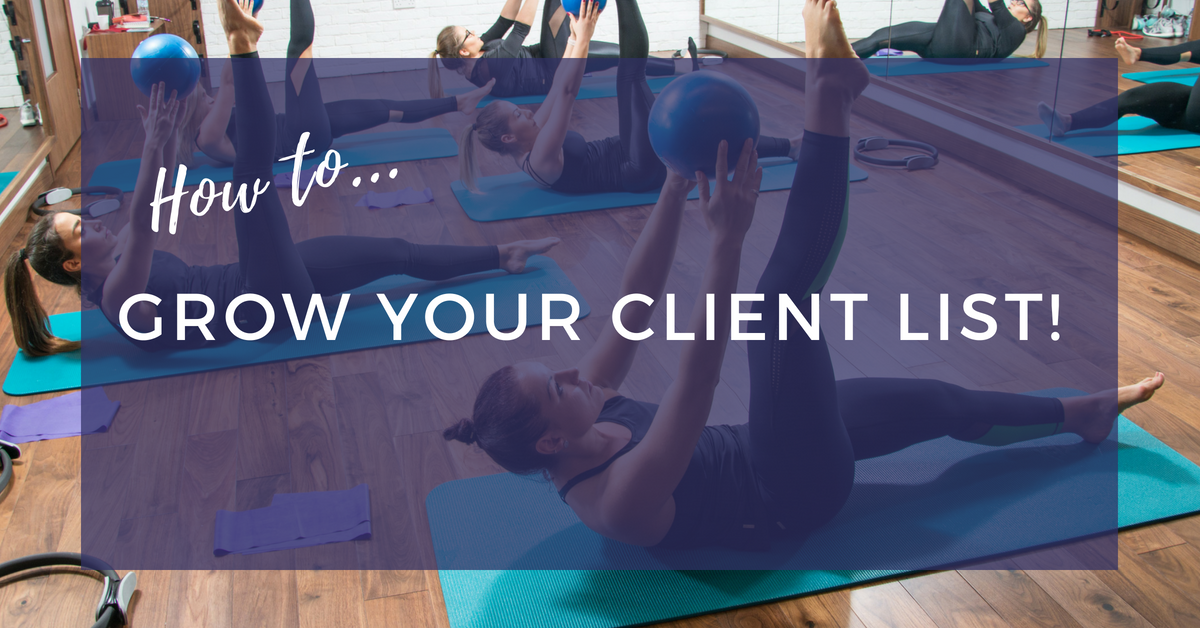 Spring Three   Grow Your Client List