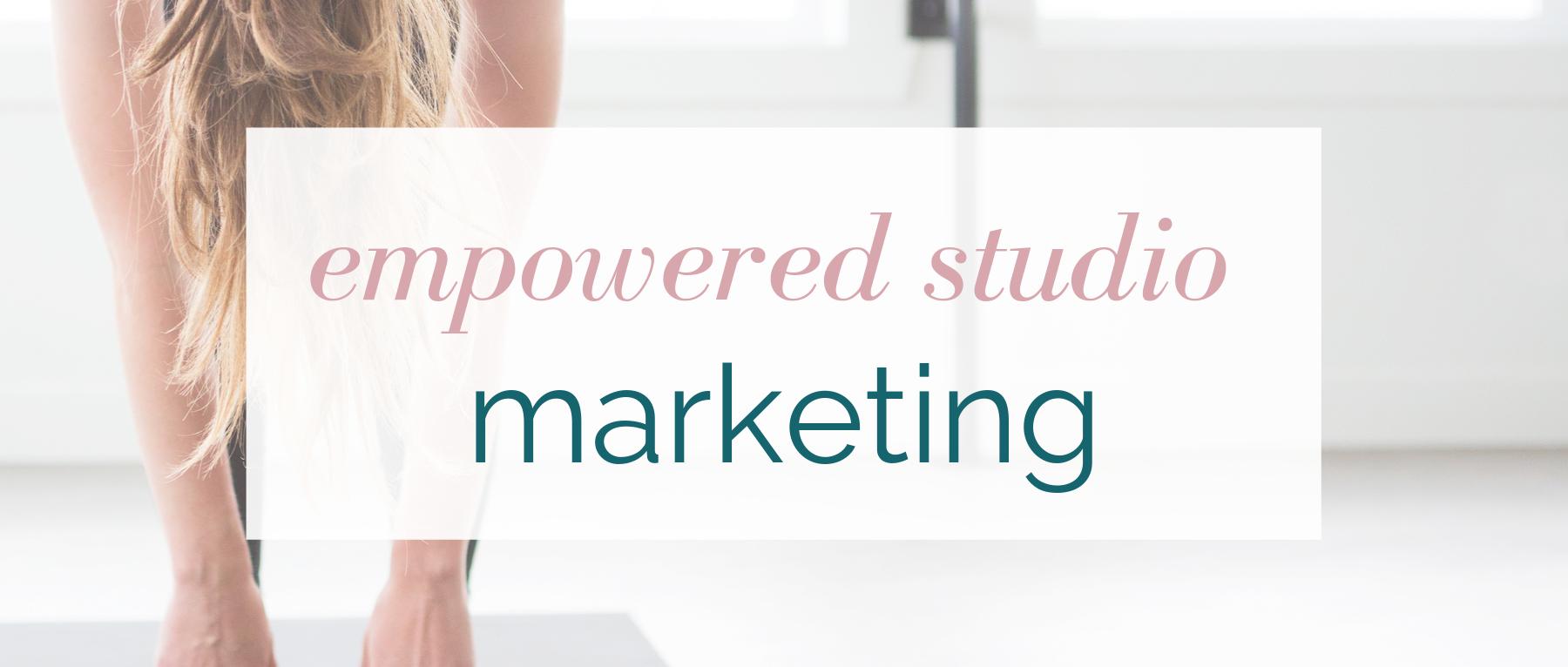 Empowered Studio Marketing