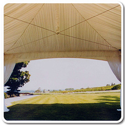 Cross Cable Tent Liners