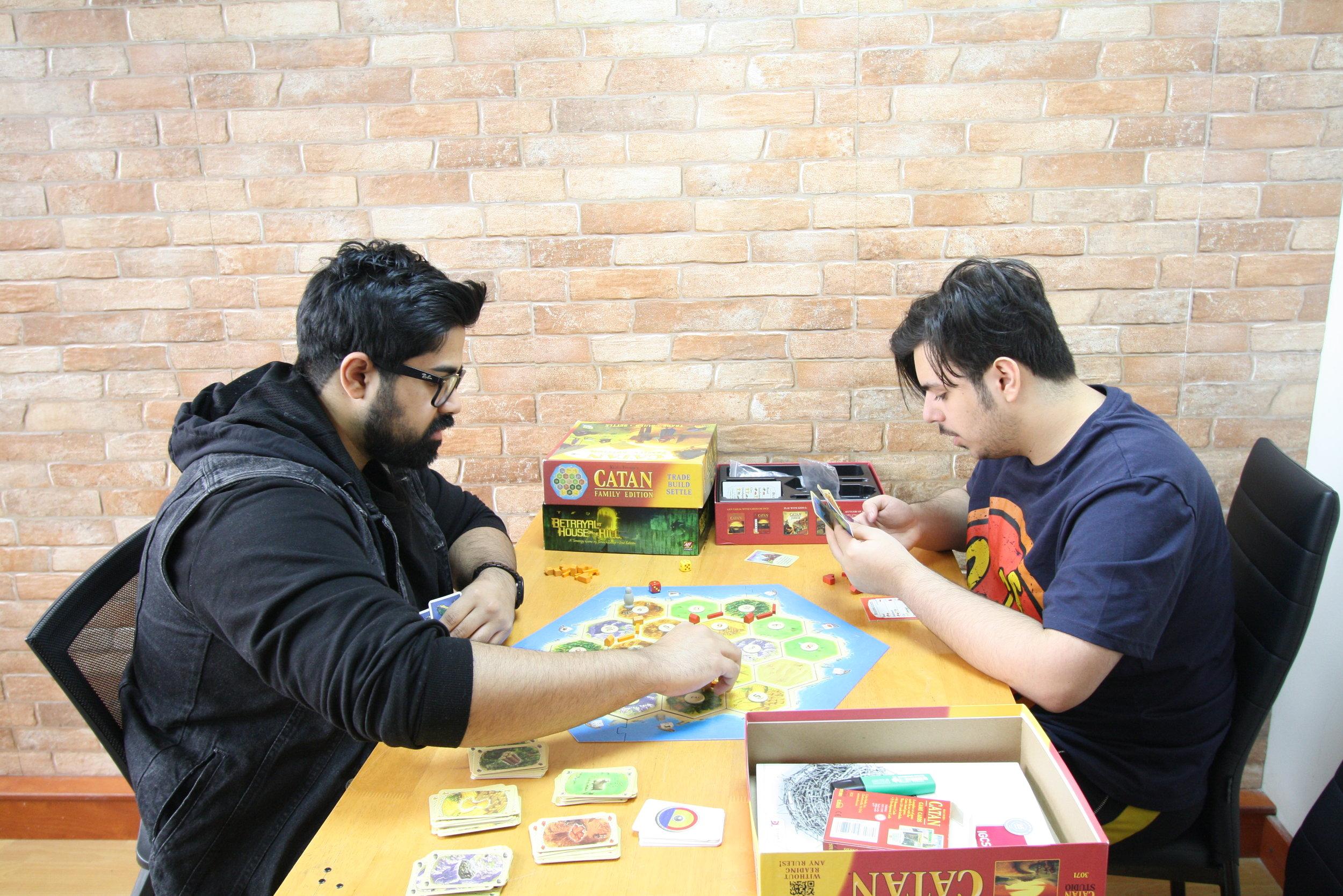 boardgame club in bahrain