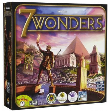 7 Wonders Boardgame in Bahrain