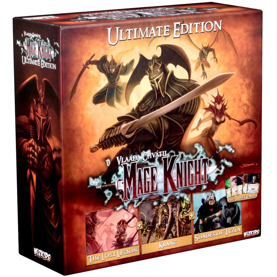 Mage Knight Boardgame in Bahrain