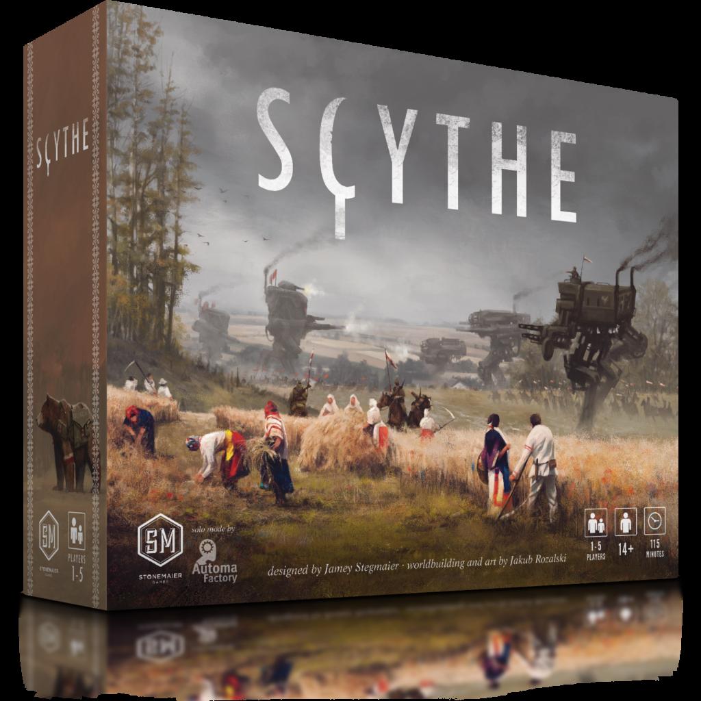Scythe Boardgame in Bahrain