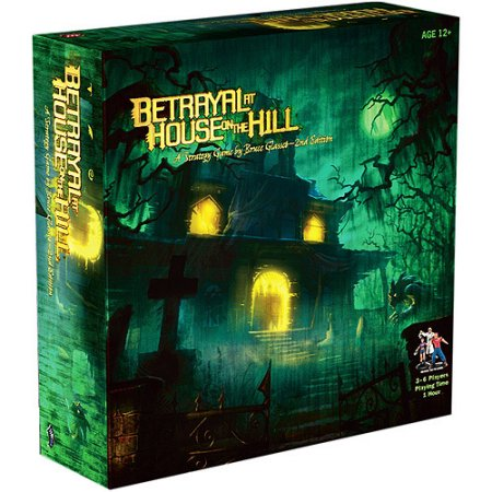 Betrayal at house on the hill Boardgame in Bahrain