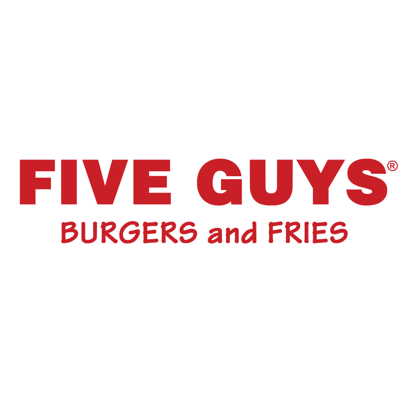 02-FIVE GUYS - They focus on their specials hamburgers, hot dogs and french fries, They serve juicy grilled ground beef burgers with fresh ingredients with savoring sauces. Something different about them is they cook only in peanut oil and free peanuts while you wait!LOCATION- 490 W & 490Z Road 4021 Block 341 Al, Shabab Ave, Manama 000