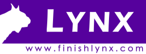 We use FinishLynx cameras and software - the leader in the industry.