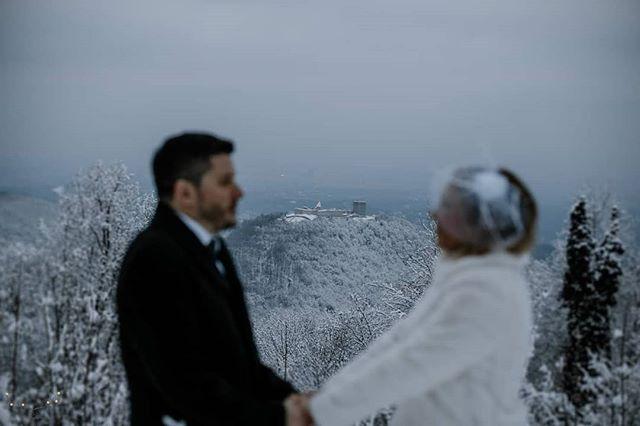 ❤️ Winter weddings