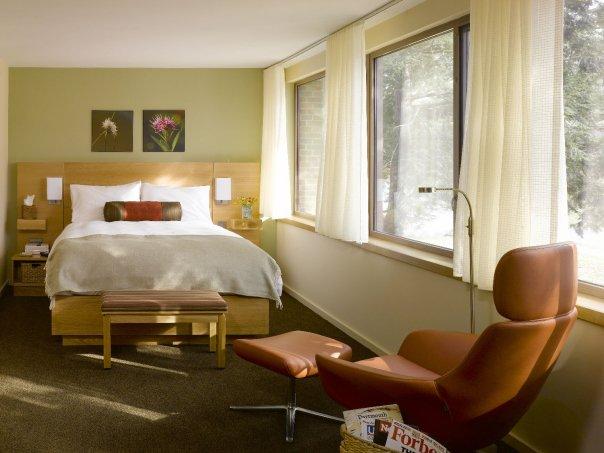 Buchanan Hall Student Room
