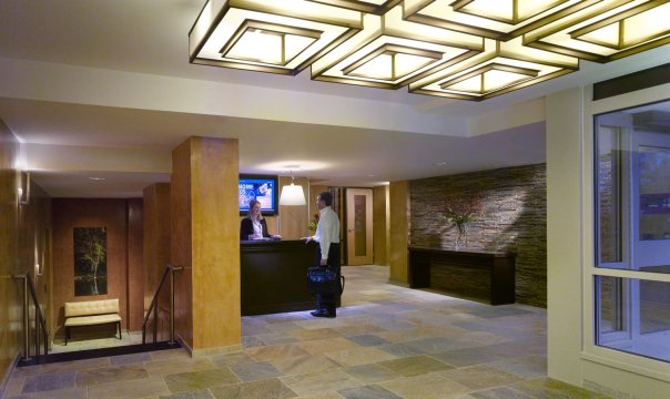 Buchanan Hall Entry - Lobby