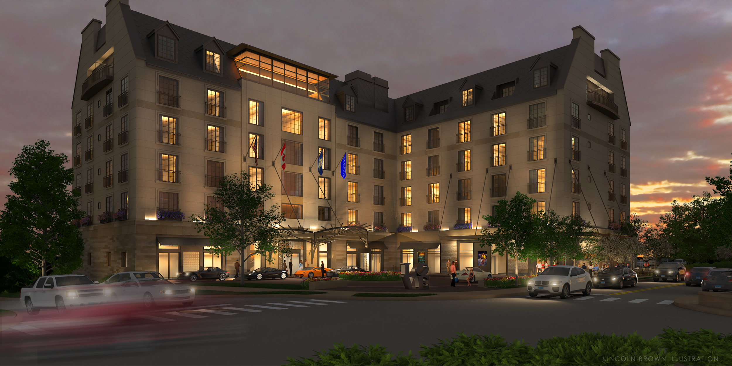Delamar Hotel - West Hartford, CT