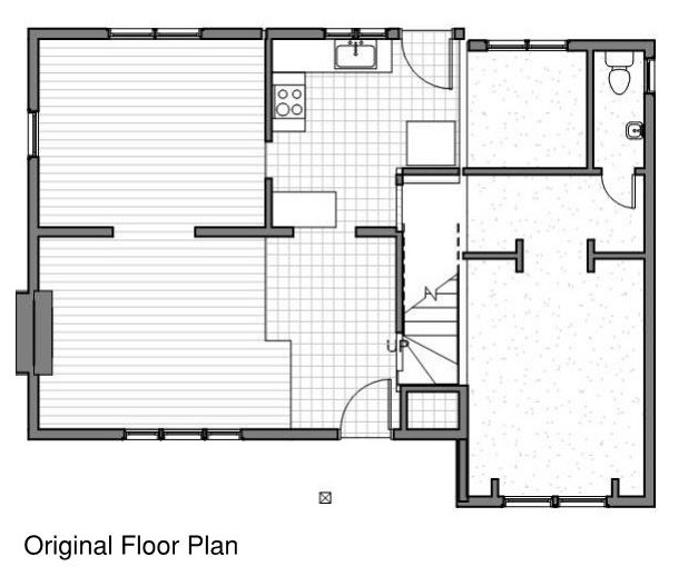 LEVEL 1 FLOOR PLAN existing.jpg