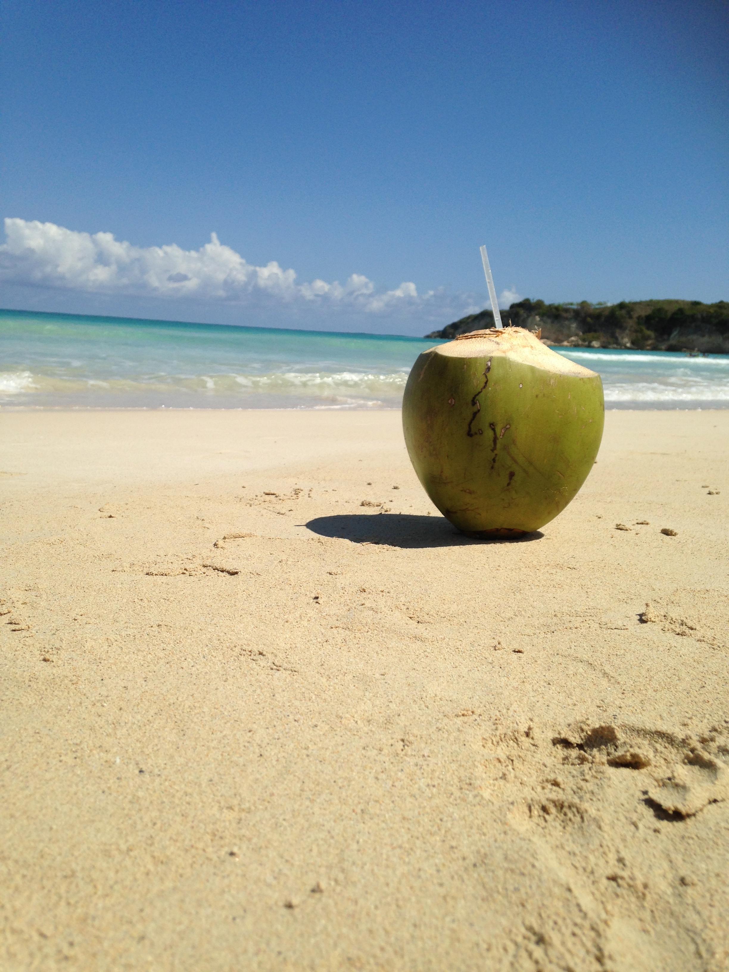 mmm....coconuts!