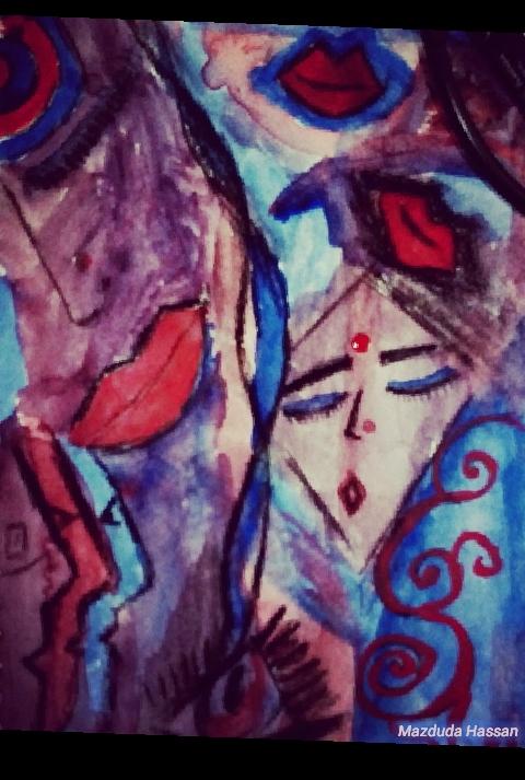 Water Color by Mazduda Hassan