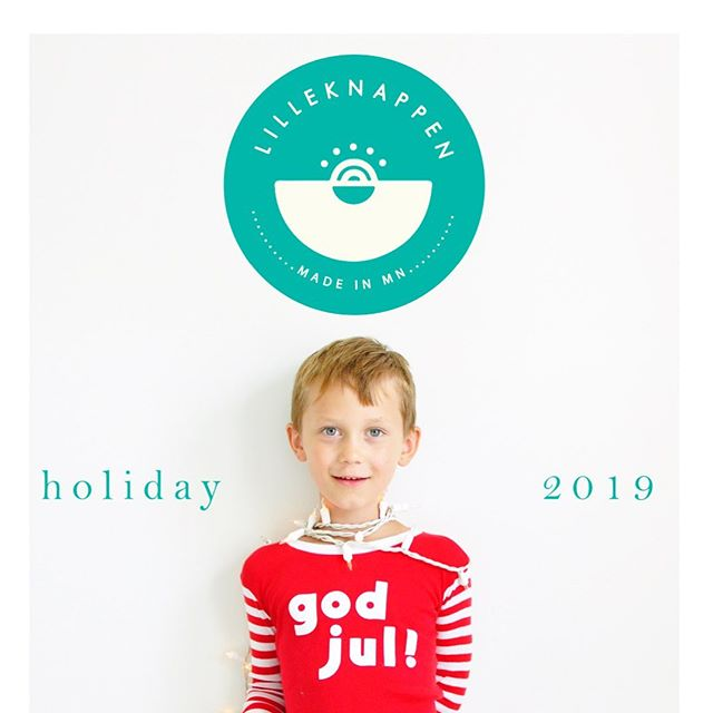 Heyyyy retailers- our holiday catalog is up! Check it out online and visit us at the Minneapolis gift mart this weekend if you're in town! 🥳