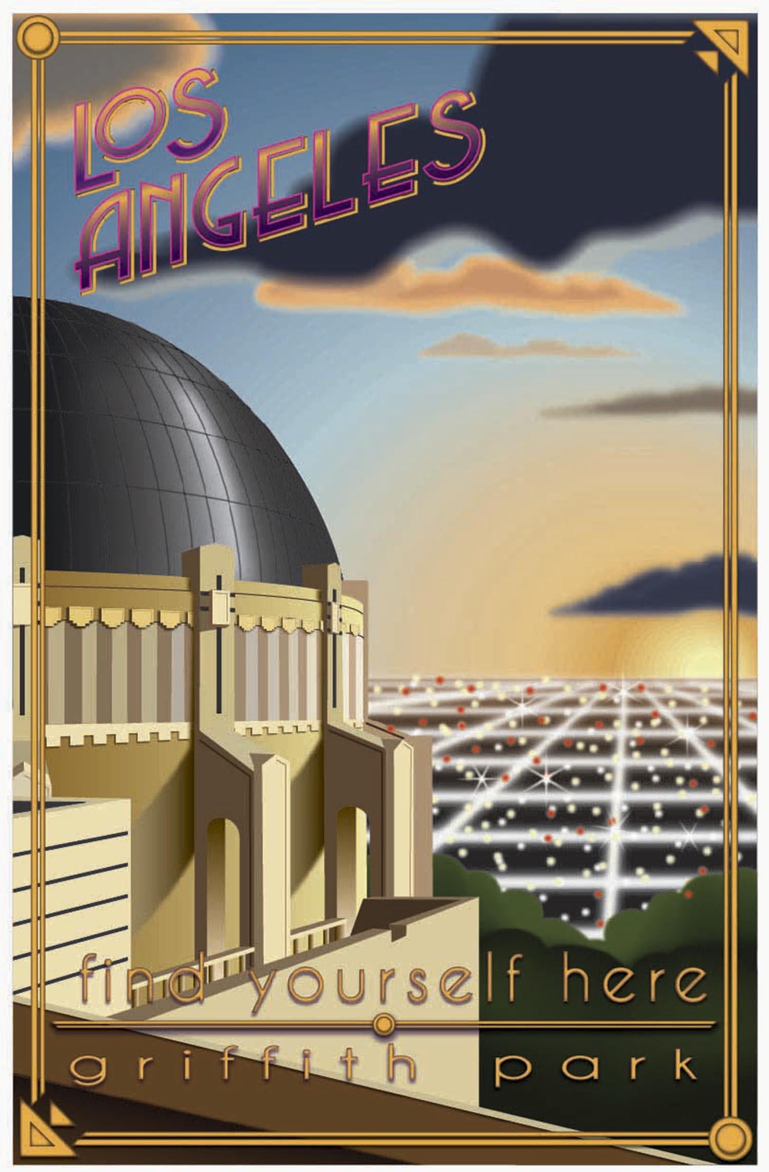 Posterr Griffith Park 01.jpg