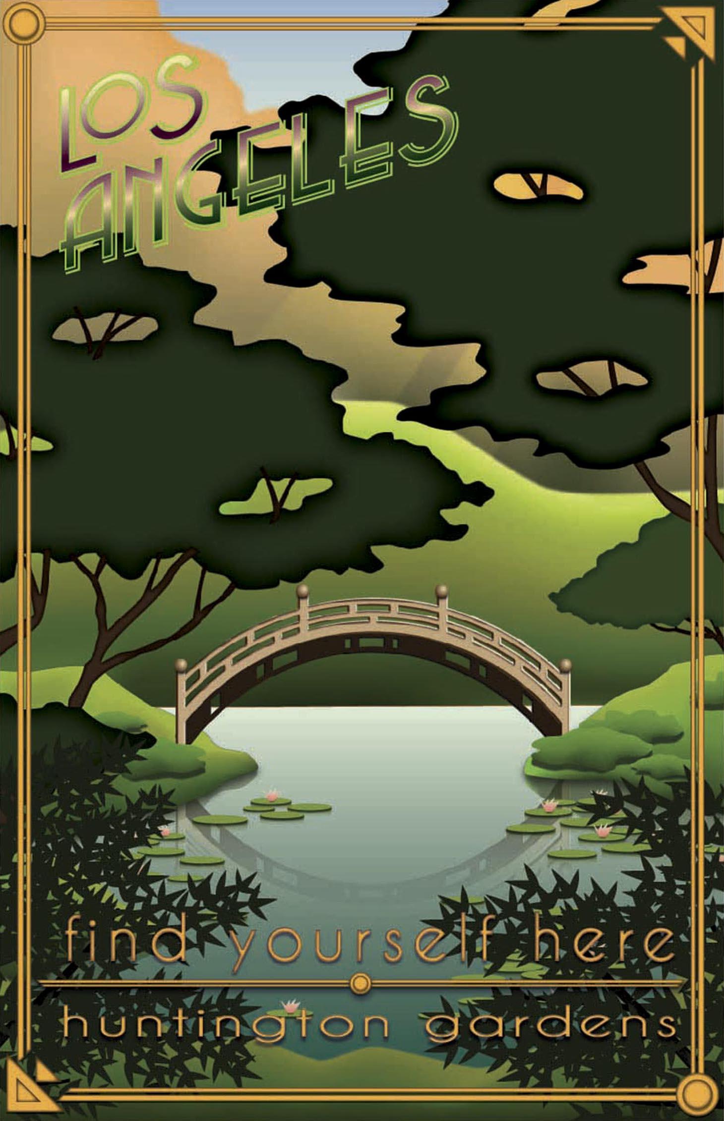 Poster Huntington Gardens.jpg