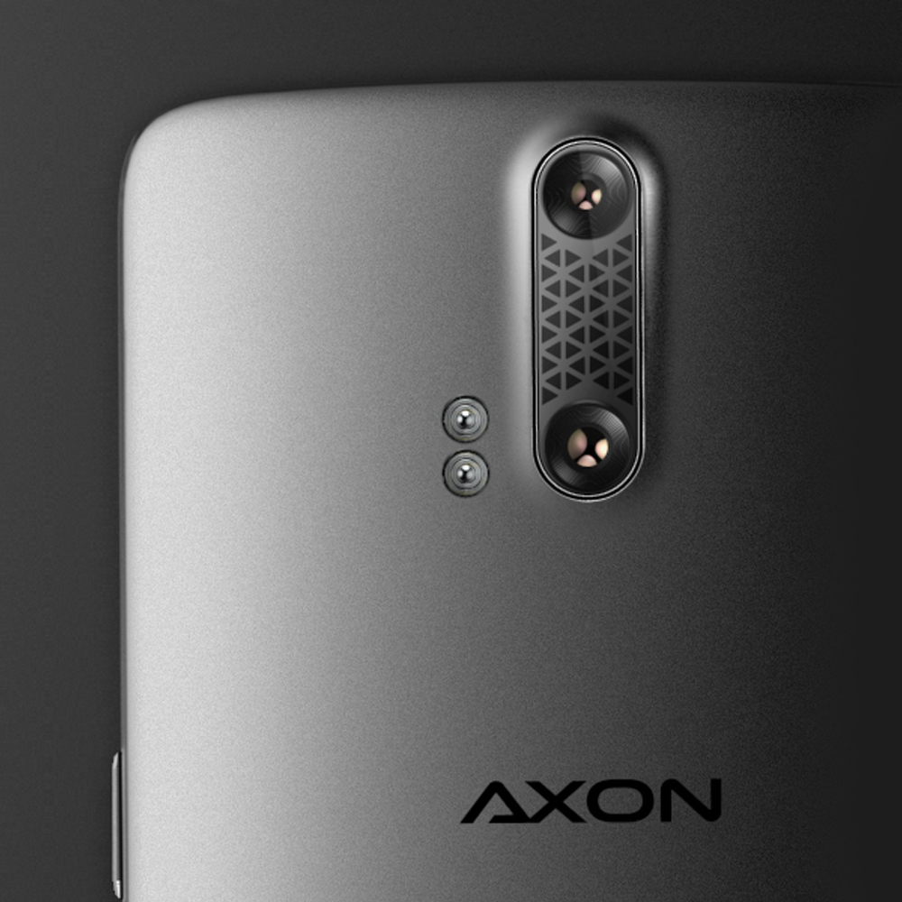 Flagship smartphone for ZTE