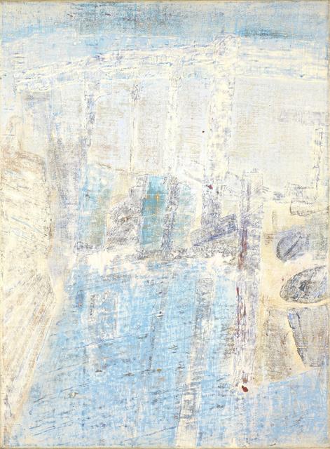 L'Inconu 81x60 cm, 1995