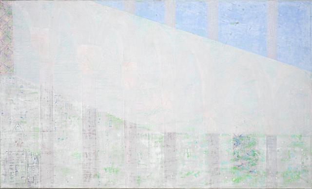 Le Monastere 91x152 cm, 2001