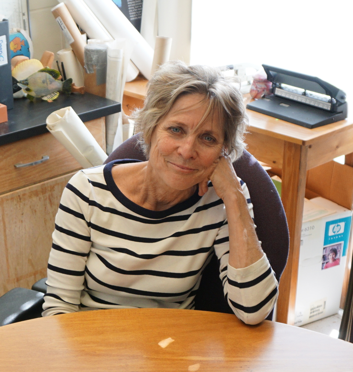 Dr. Felicia Coleman, Director of the Florida State University Coastal and Marine Laboratory. Photo by Daniel Ward.