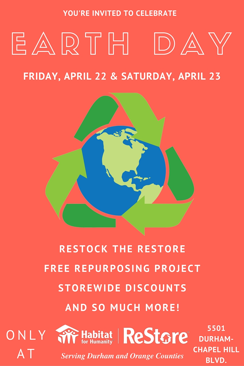 earth day in store