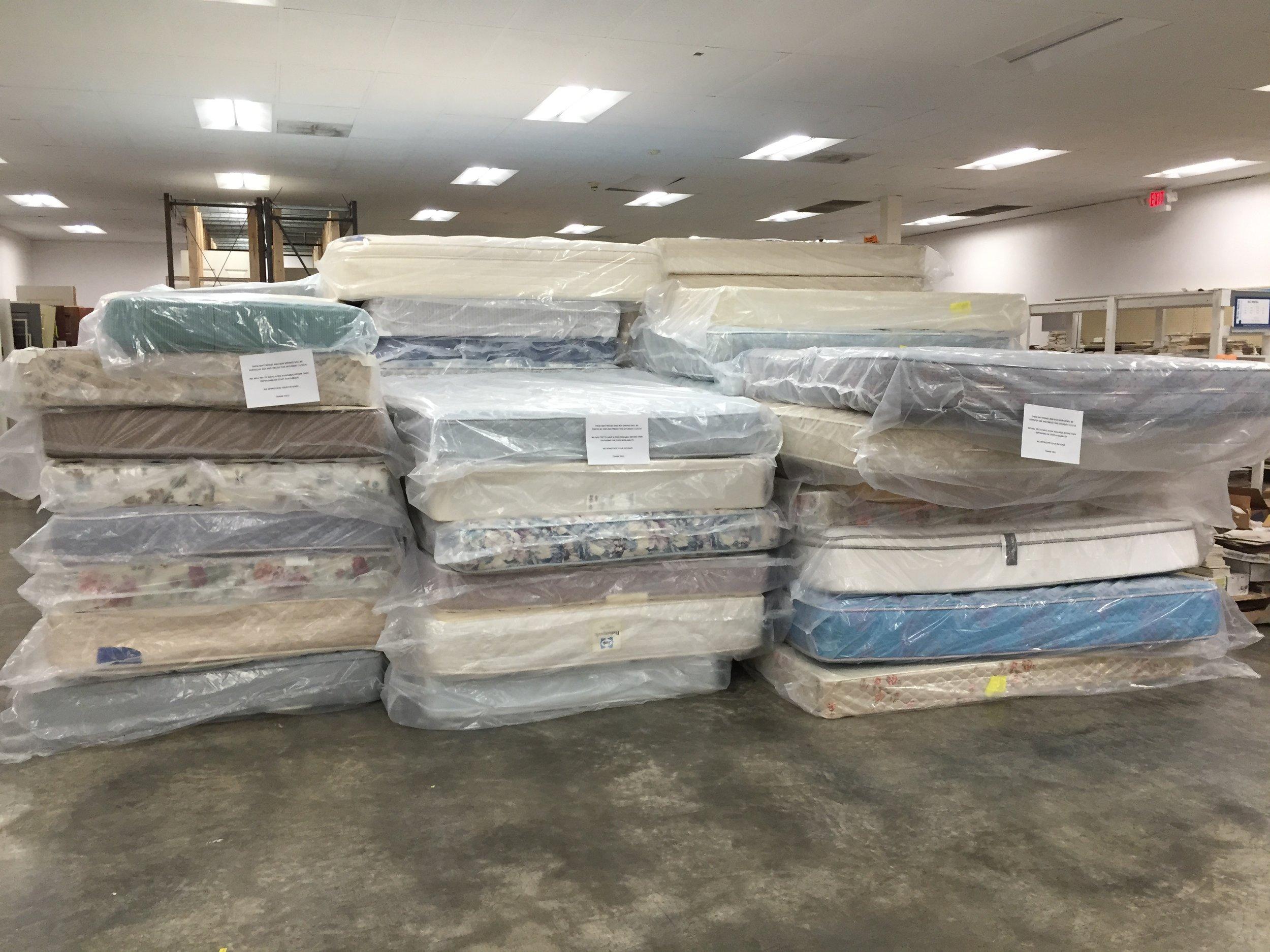 habitat restore mattresses