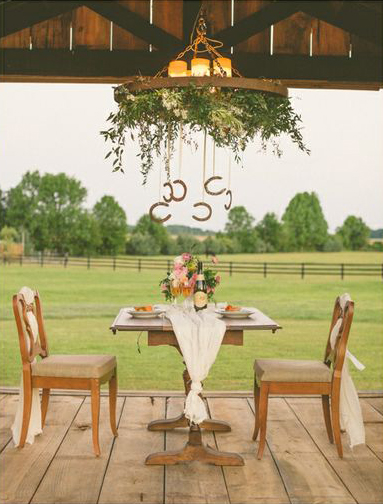 Plantation Farms Wedding in Byron, GA | Photo by Haley Sheffield