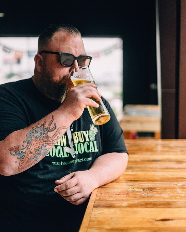 """""""We should take a moment and applaud ourselves—the brewers, the beer drinkers, and the supporters of our craft. We have built a bridge, and though we may be traveling in different directions, we are on the same trajectory with the same mission: making hand-crafted beer with the intention of providing the freshest, most unique beer possible."""" - Les Locke, Head Brewer Southerleigh Fine Food & Brewery, San Antonio Beer Week Board Member"""
