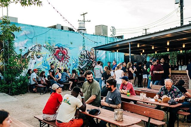 Our friends at @sabeermag have a great article up about the recent San Antonio Beer Week Midweek Party. Visit the link in their bio to learn more! #SAbeerweek
