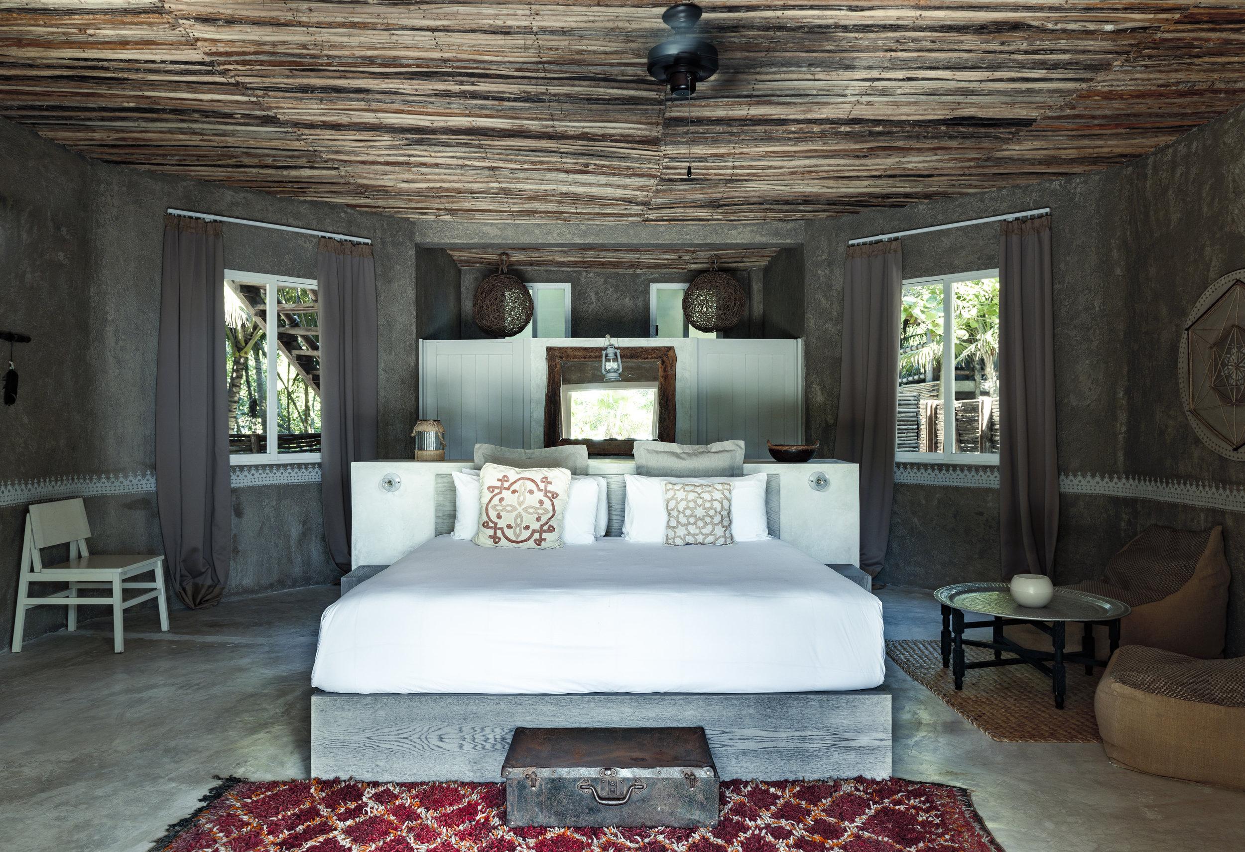 Nomade Hotel Room