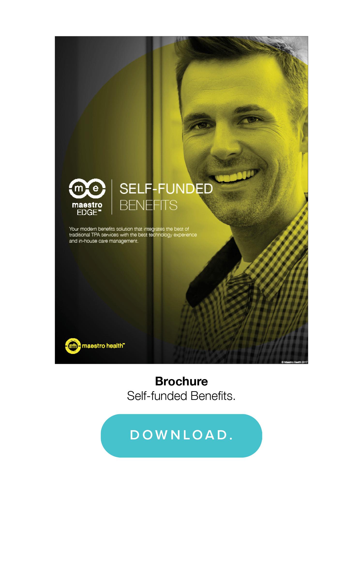 Self-Funded Benefits Brochure