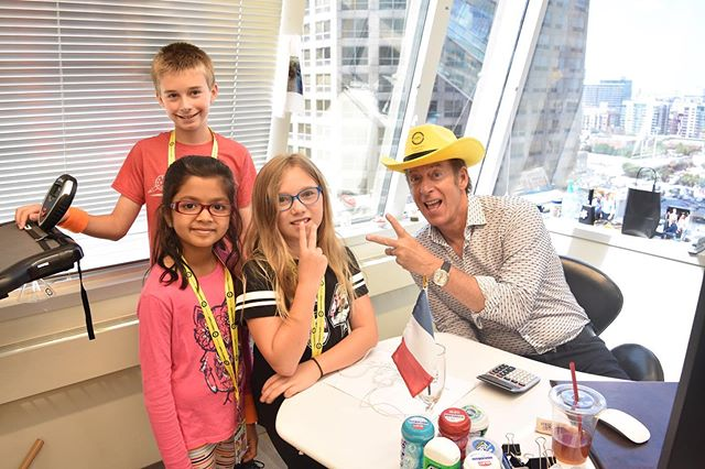 Our #FBF is dedicated to our #BringYourKidsToWorkDay in Chicago earlier this month! We were pumped to have so many parents participate this year making it our biggest and best yet 💛