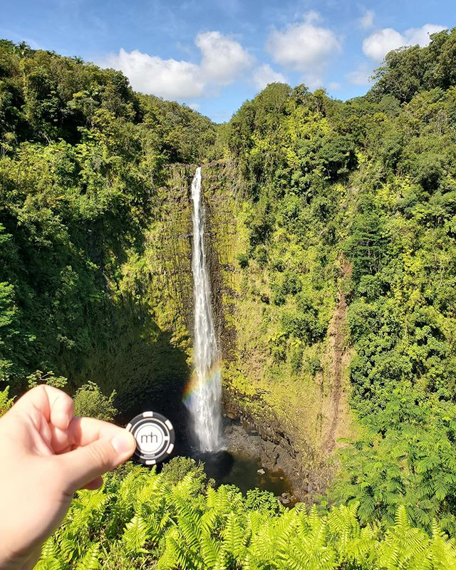 Sorry TLC, the #mCHIP went chasing waterfalls this week. Thanks for the envy worthy pictures Florian B. and Jeff D.!