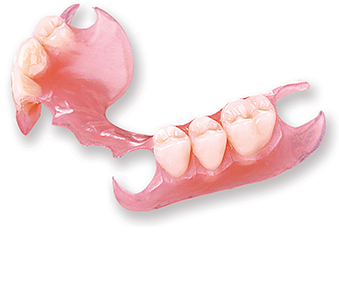 Partial Acrylic Denture