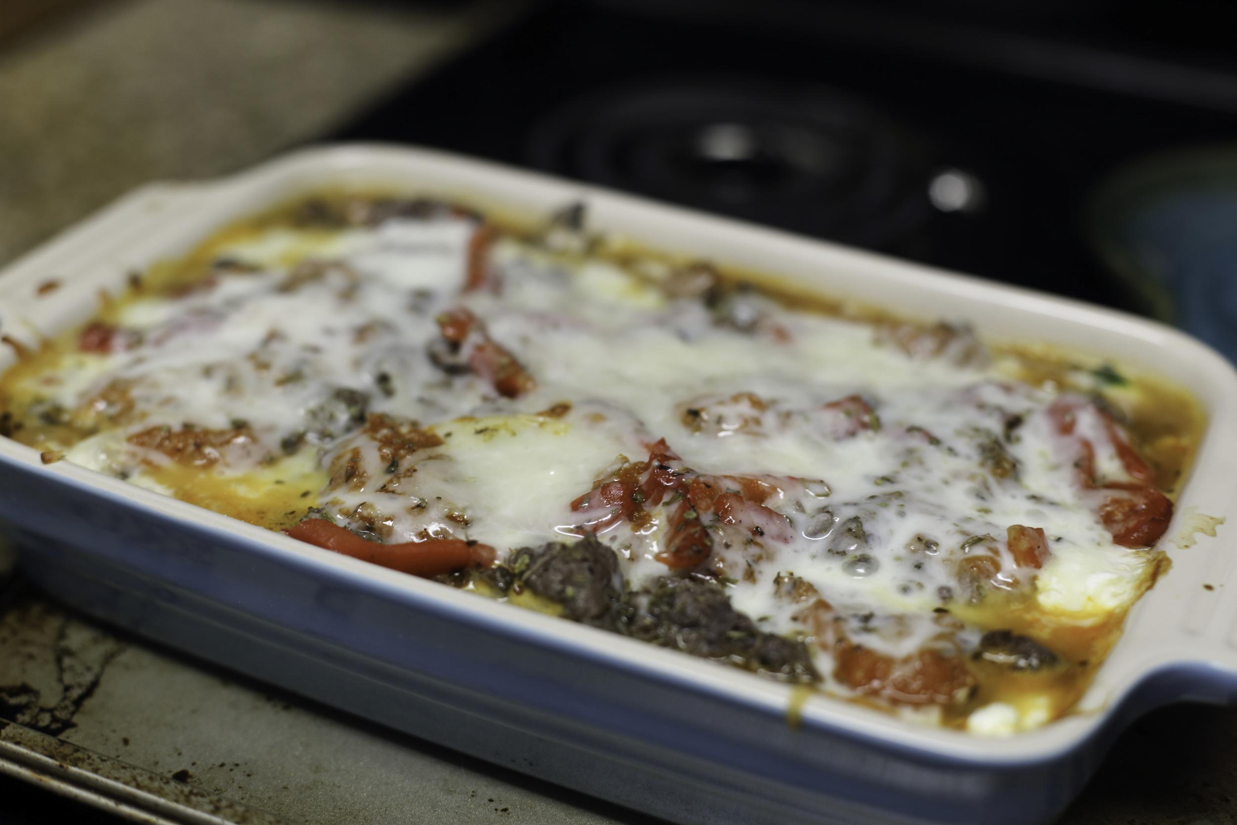 BHR Paleo Zucchini Lasagna recipe over at www.bighornmeat.com/blogs