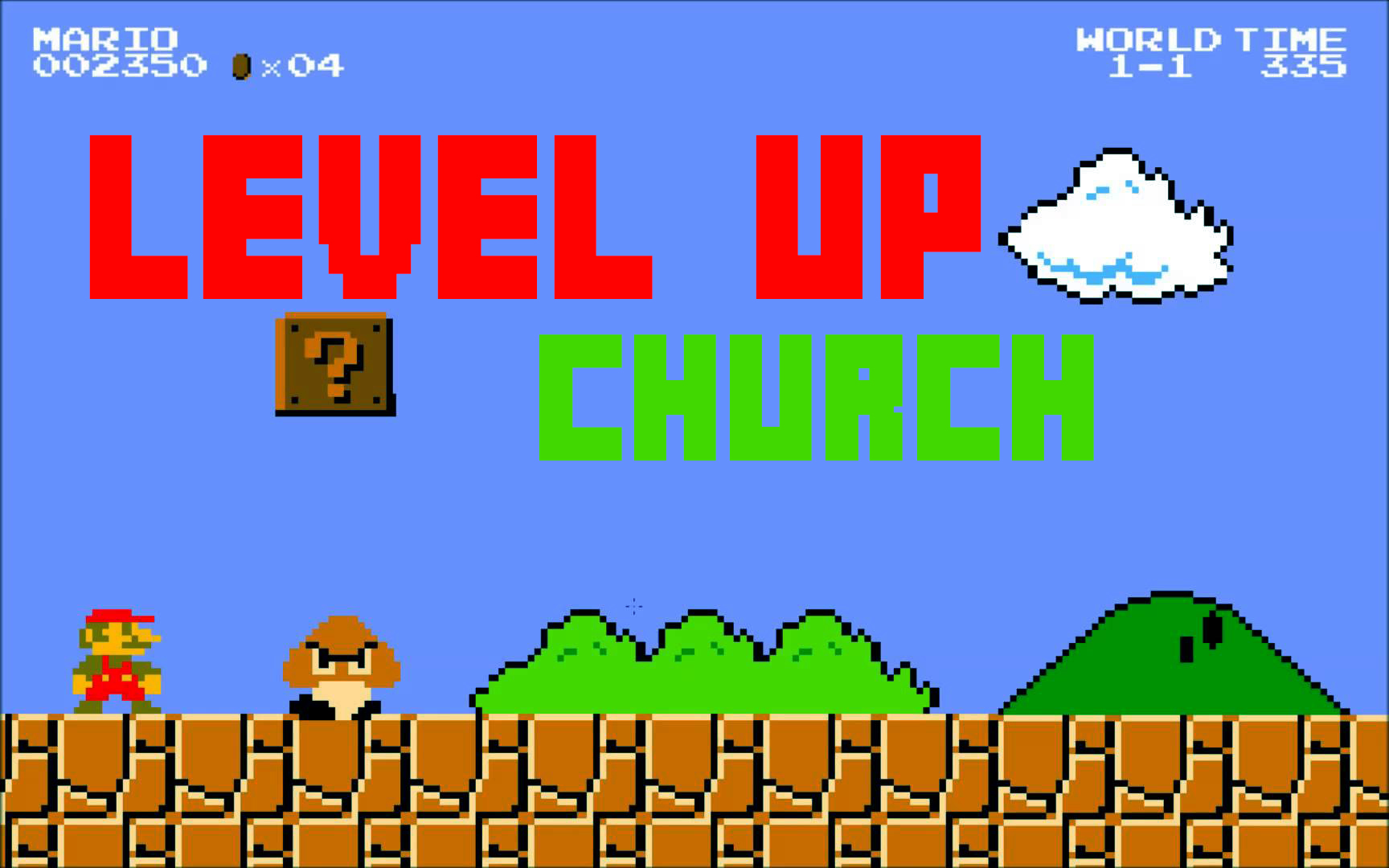 Level Up Church Logo