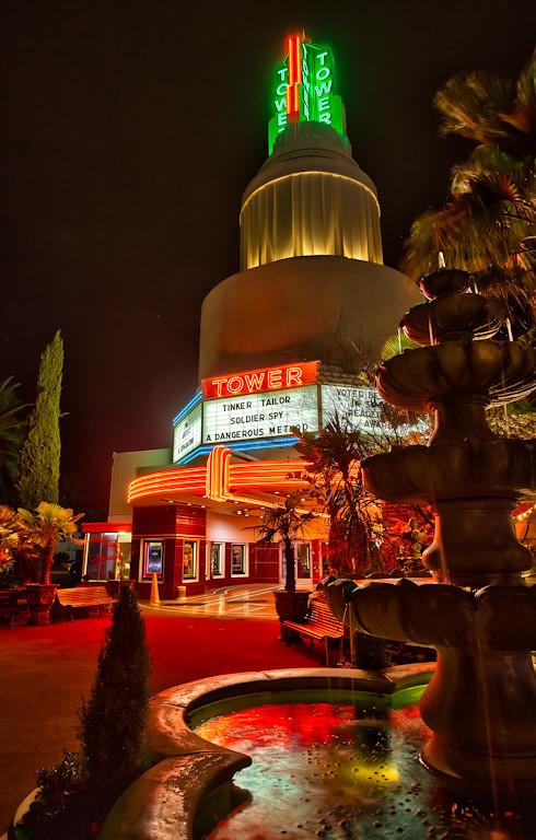 Tower Theater - September 19
