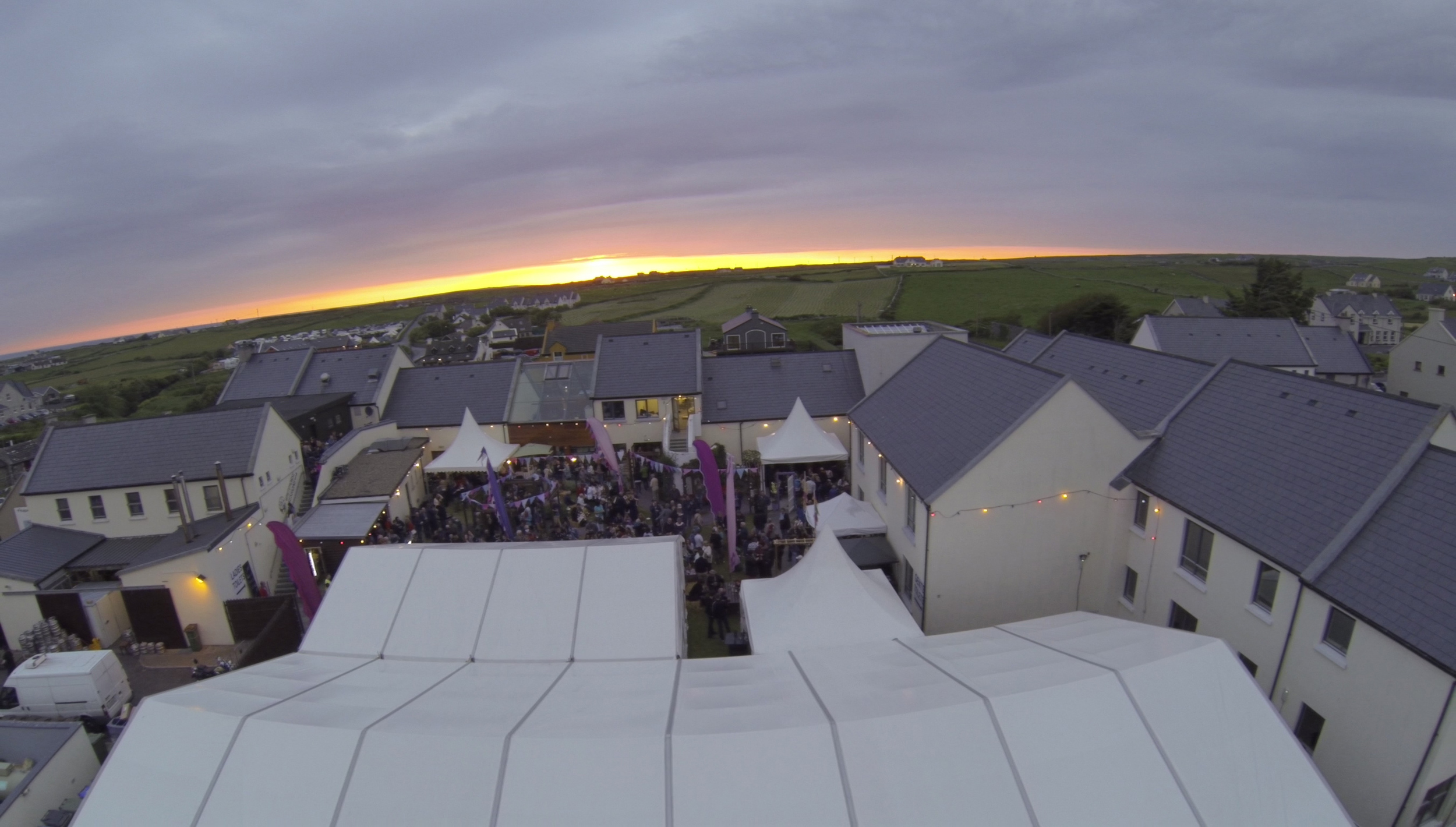 We also had Kevs Drone up over the weekend getting a few aerial shots. #kevsdrone