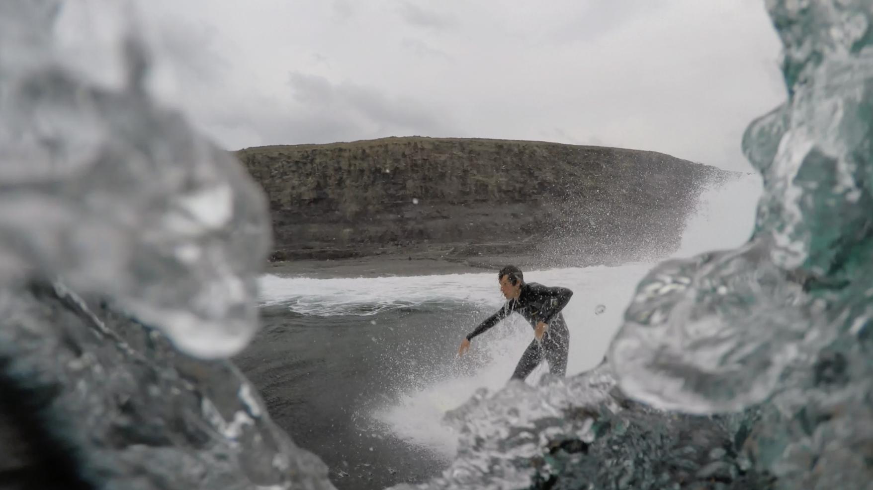 Ferg on a fun wave
