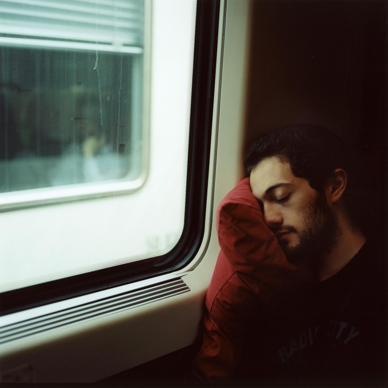 Jake Sleeping