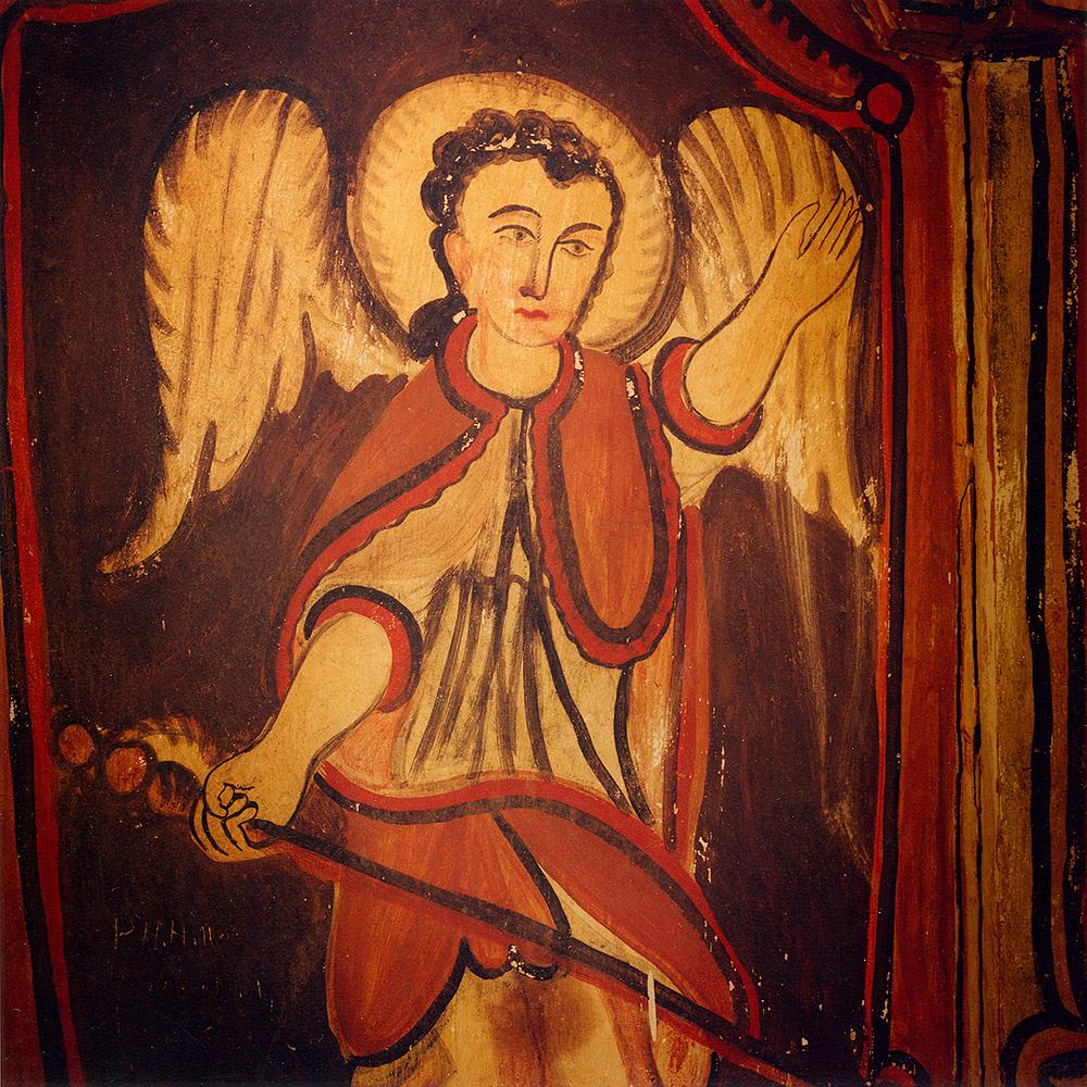 Archangel Traveler - Chimayo, NM 1997