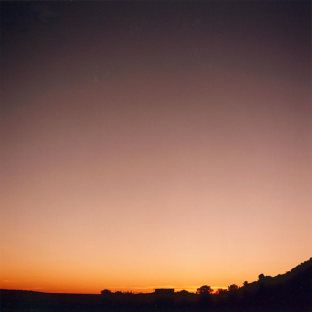 Beanfield - Zuni, NM 1990
