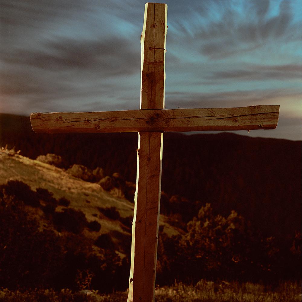 Cross - Truchas, NM 2001