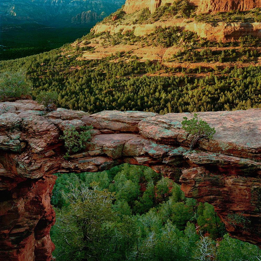 Emerald Arch - Sedona, AZ 1990