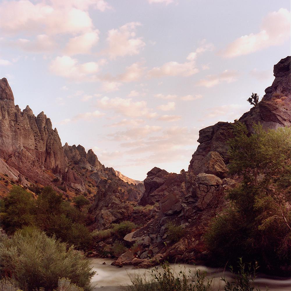 Fremont Indian Canyon - Fremont, UT 1996