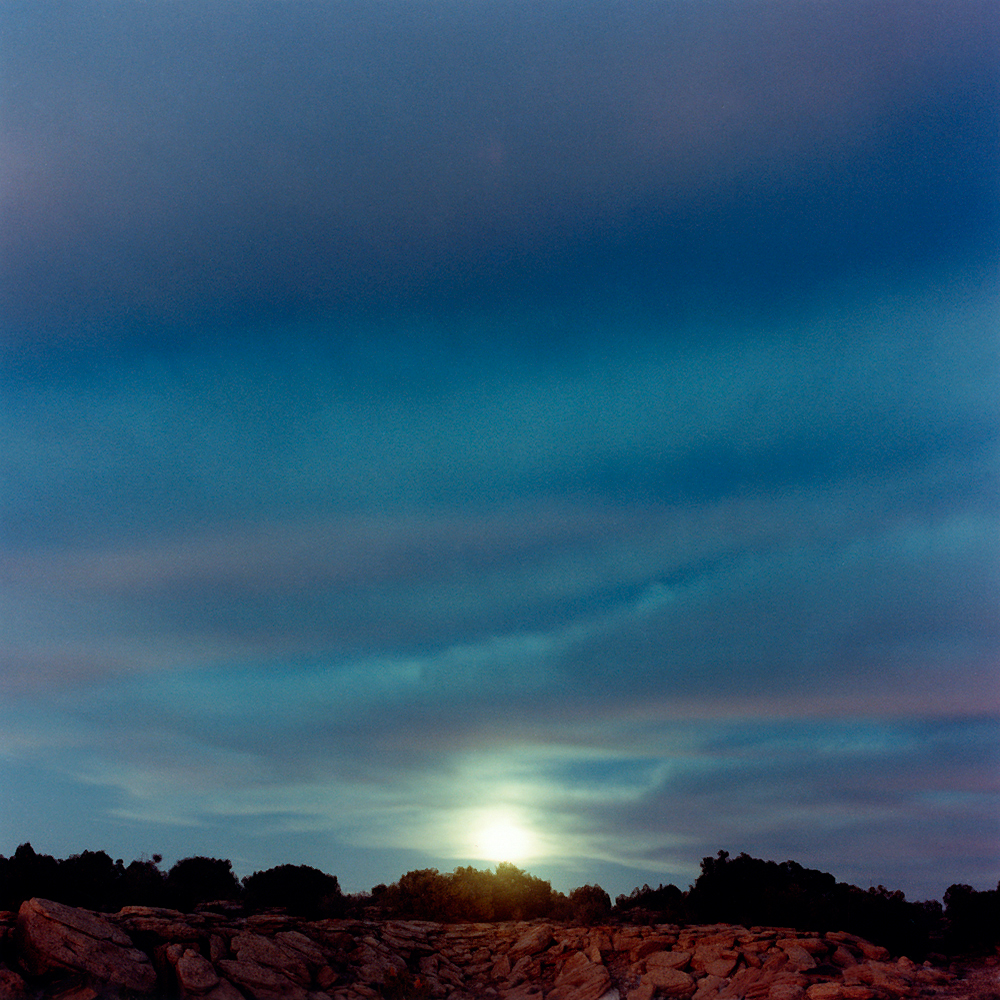Hopi Blue Moon - Hopi, AZ 1989
