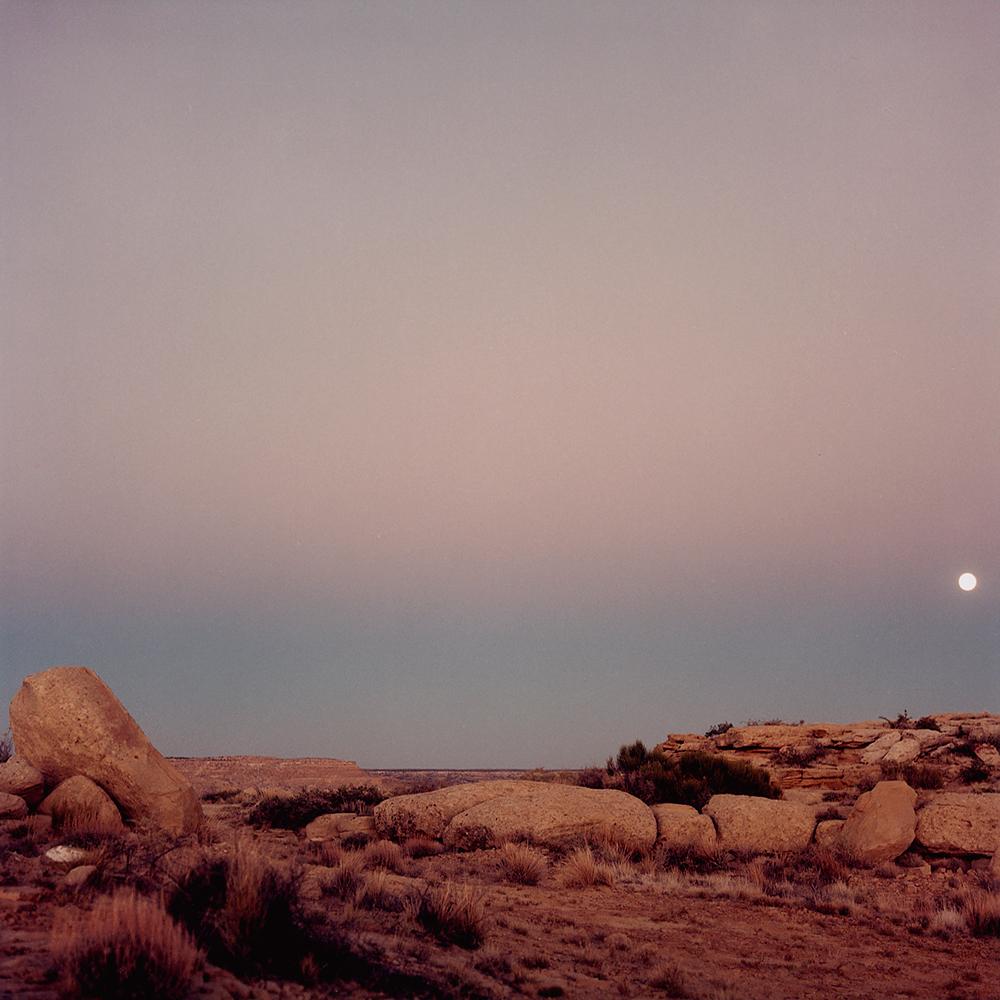 Hopi Pastel - Hopi, AZ 1989