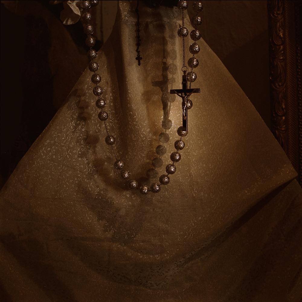 Rosary Beads - Truchas, NM 1997