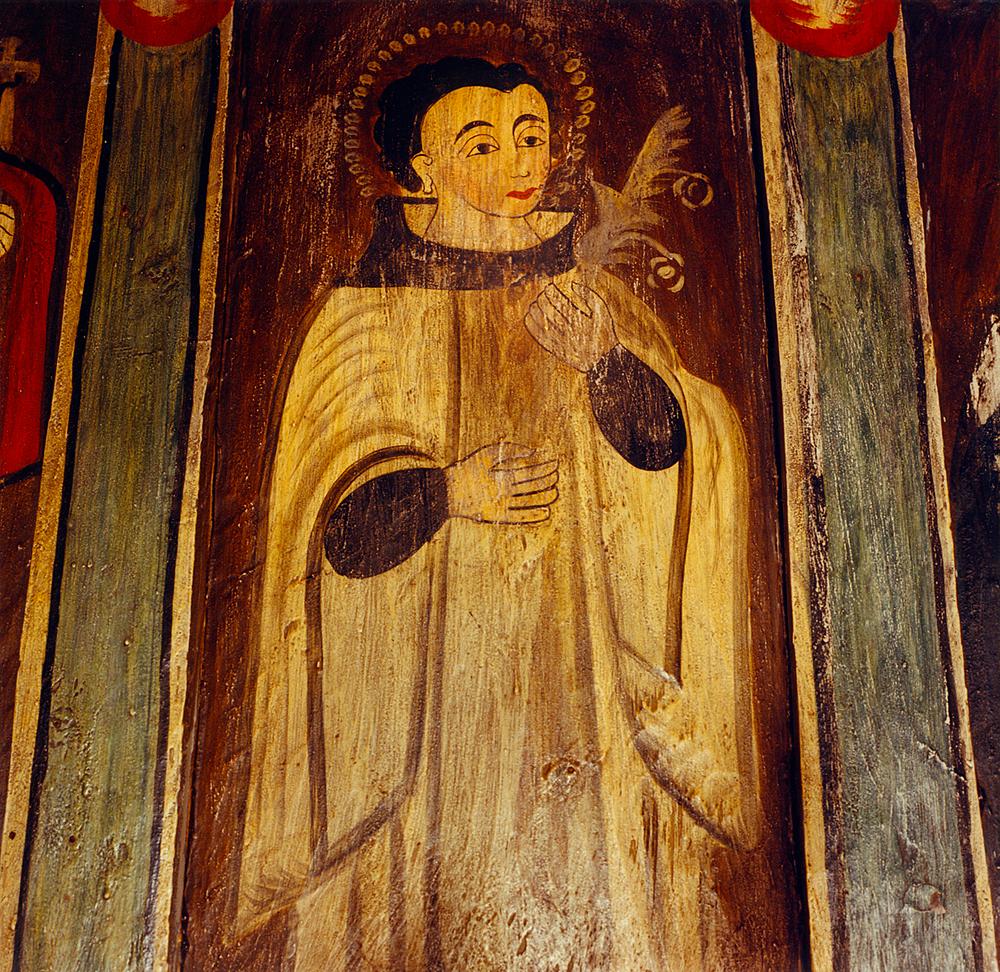 St. Ursula - Las Trampas, NM 1998