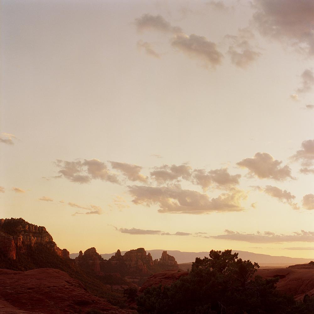 Evening - Sedona, AZ